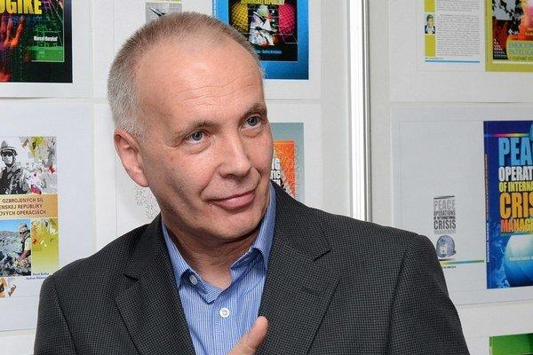 Robert Kandrik hovorí, že aby umenie zostalo umením, autor si musí zachovať slobodu.