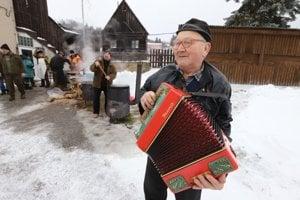 V Podhorí nechýbala muzika.