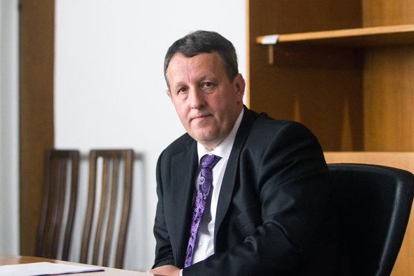 Sudca špecializovaného súdu Michal Truban.