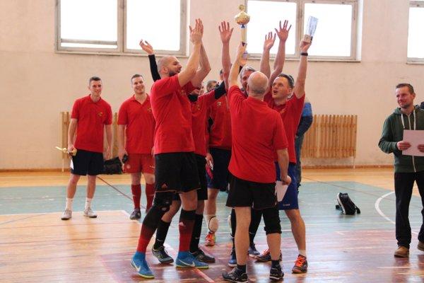 Rodia team zopakovala prvenstvo z prvého ročníka.