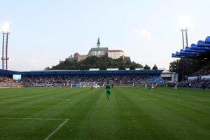 Zrekonštruovaný futbalový štadión otvorili 5. 8. 2018 duelom s Dunajskou Stredou.