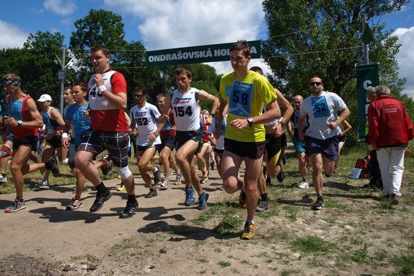 Organizátorom boli bežci zo športového klubu ŠK Kriváň Liptovská Ondrašová, ich prácu si účastníci veľmi pochvaľovali.