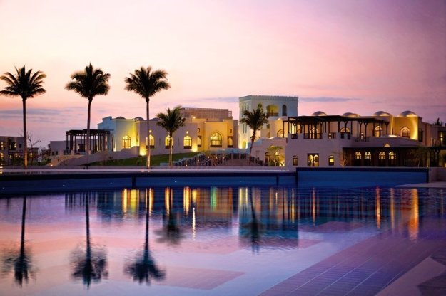 HotelSalalah Rotana Resort 5*, Omán.