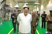 Kim Čong-un rád chodieva na inšpekcie.