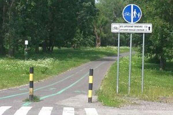 Mestá a obce sa spojili, aby dobudovali chýbajúce časti cyklochodníka.
