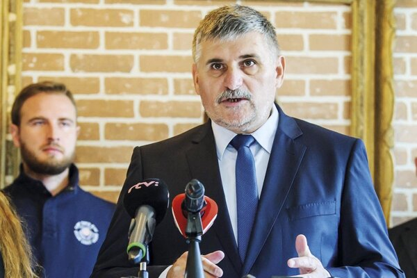 Štefan Štefek, bývalý viceprimátor Nitry.