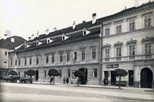 Budova Kammerhofu