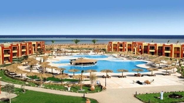 Hotel Magic Tulip Beach Resort & Spa 4*, Marsa Alam.