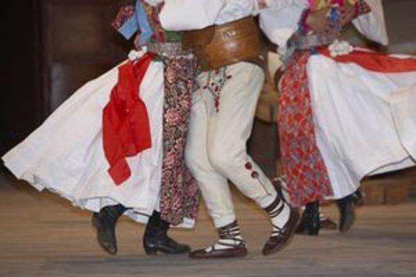 Vo Východnej sa začal folklórny festival.