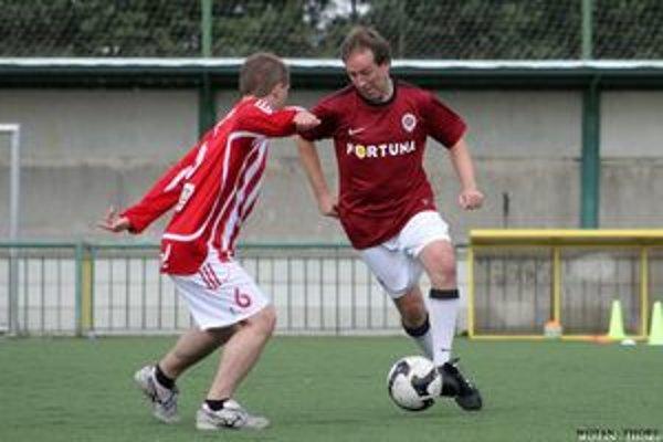 Na prvom mieste skončili bezkonkurenčne futbalisti MFK Ružomberok.