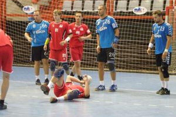 V Bratislave sa nehralo v rukavičkách. ŠKP v modrom)dosiahli, čo potrebovali.