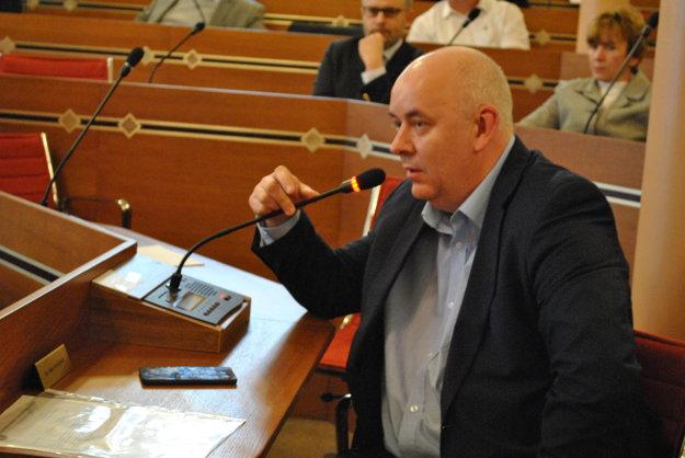 Do voľnej diskusie sa zapojil aj Štefan Korman.