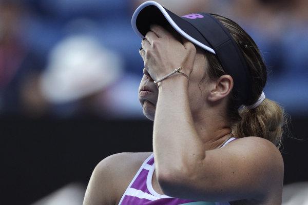 Collinsová kritizuje organizátorov turnaja.