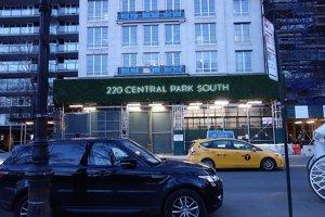 Lukratívna newyorská adresa.