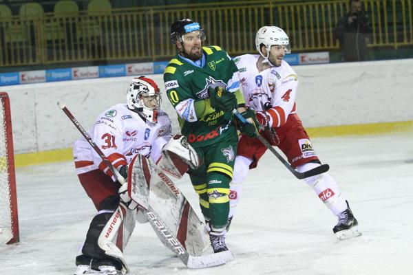 Vlkom stále chýba zranený Jakub Ručkay. (Ilustračné foto)