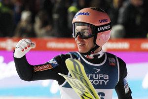 Stefan Kraft.
