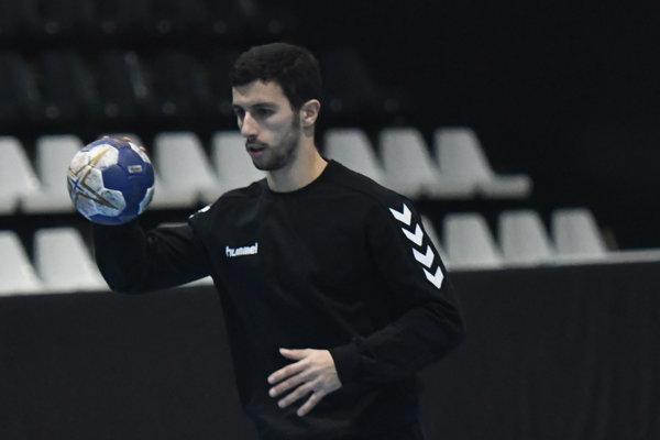 Nuňo Santos v Prešove strávil týždeň. Zatiaľ je otázne, či sa vráti.