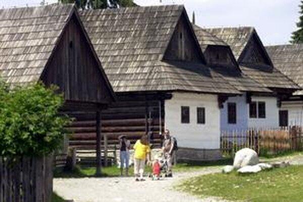 Múzeum liptovskej dediny.