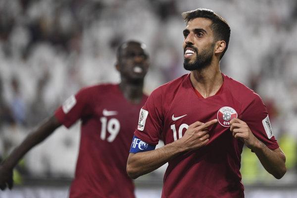 Hasan Al Haydos z Kataru.