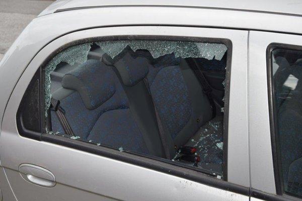 Polícia vyriešila prípad zločinu poškodzovania cudzej veci z júla 2018.