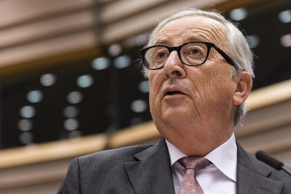 Predseda eurokomisie Jean Claude Juncker.