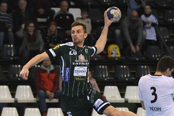 Nikola Kosteski naznačil, že môže byť pre Tatran prínosom.