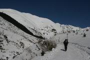 V Žiarskej doline s nachádza najväčší skialpinistický areál.