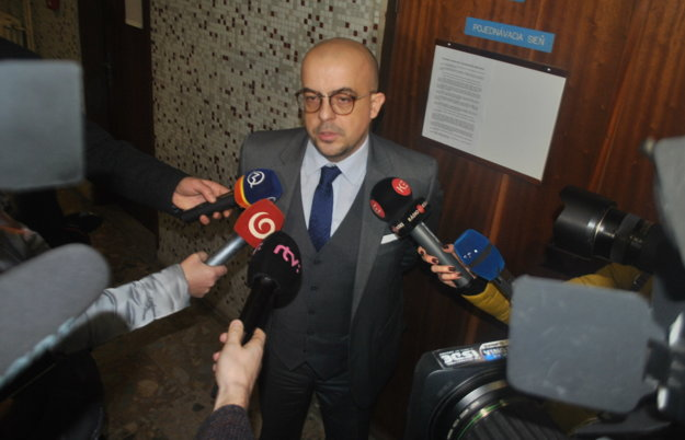 Obhajca Tibor Bascó: Sme v polovici cesty, verím, že na jej konci bude cieľ, ktorý sme si s klientom stanovili.