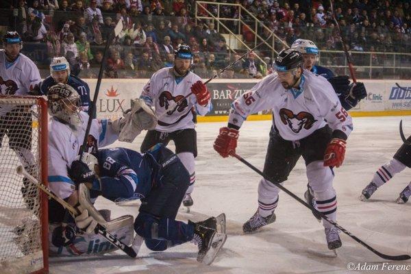 Šláger 48. kola hokejovej Tipsport ligy lomcovali emócie.