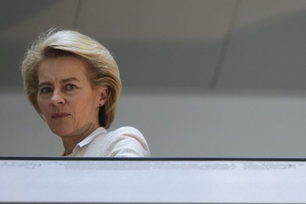 Nemecká ministerka obrany Ursula von der Leyenová.