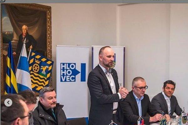 Viskupič začal sériu stretnutí v pondelok v Hlohovci.