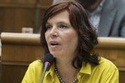 Veronika Remišová, poslankyňa za OĽaNO.