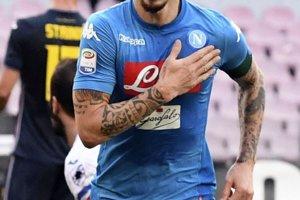 116. gól v Neapole.