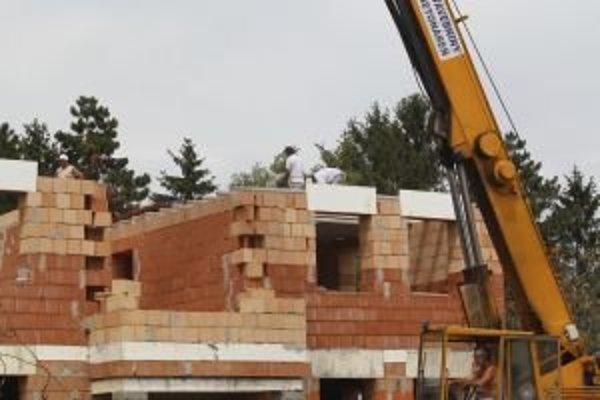 V Ružomberku rozvoj bytového fondu nasmerovali na výstavbu štartovacích bytov.