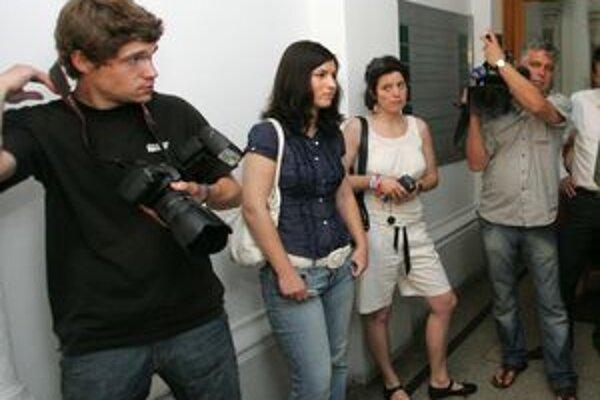 Ružomberská mestská televízia, podľa viceprimátorky Haluškovej, nechodí na akcie samosprávy.