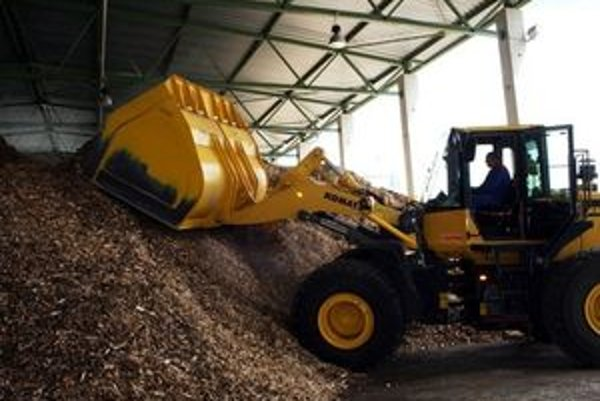 Biomasu používajú ako alternatívny zdroj tepla dnes už mnohé mestá a obce.