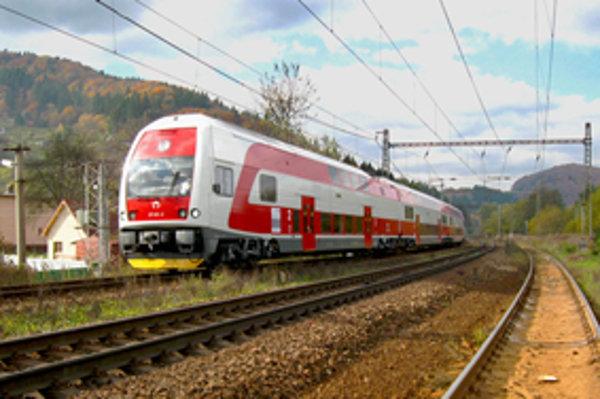 Moderný vlak už čoskoro bude slúžiť verejnosti.