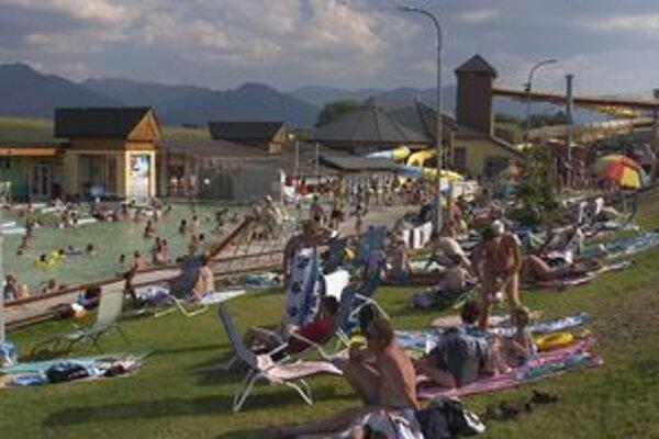 Akvapark Tatralandia navštívi ročne asi milión ľudí.