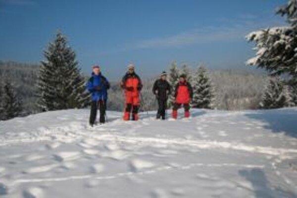Ružomberskí turisti zajtra vystúpia na Tlstú horu. Podujatie organizuje Klub nadšencov amatérskej cyklistiky Ružomberok.