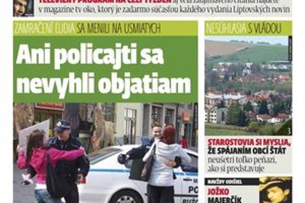 V novom vydaní MY Liptovské noviny nájdete informácie a zaujímavosti z regiónu.