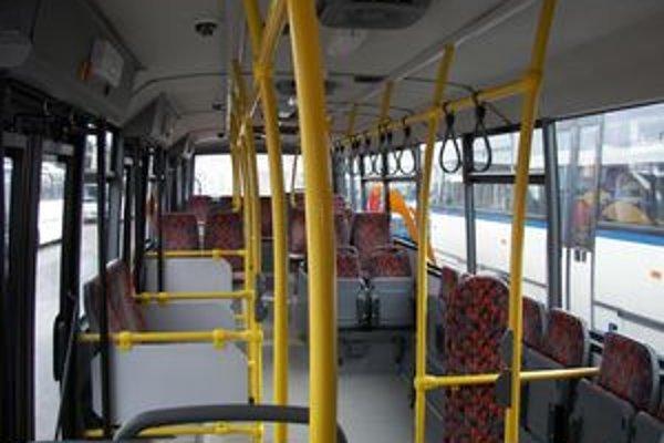 Nové autobusy zvyšujú kultúru cestovania.
