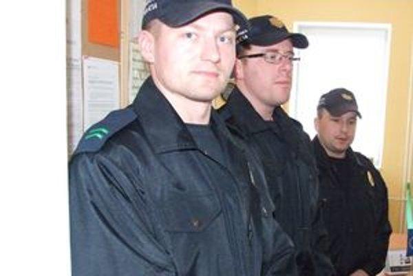 Sprejerov rýchlo zadržali liptovskohrádockí mestskí policajti.