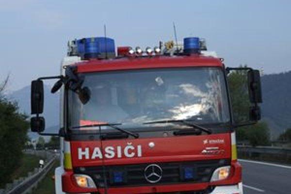 Hasiči z útvaru v Liptovskom Mikuláši na diaľnici nemuseli zasahovať.
