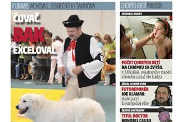 Najnovšie číslo MY Liptovské noviny vyšlo dnes, 27. októbra, s množstvom informácií z liptovského regiónu.