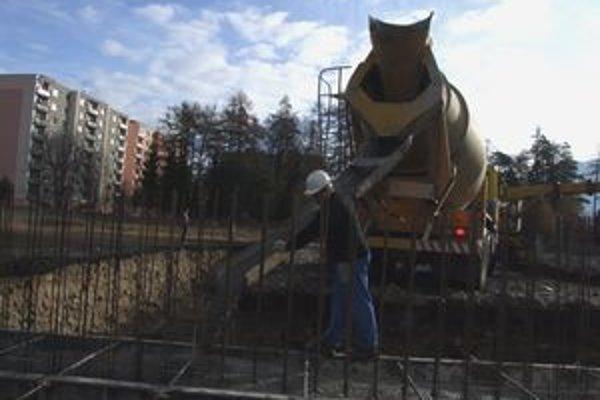 Nové byty budú v tomto roku hotové aj na bývalom škvarovom ihrisku.
