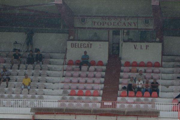 O štvrtoligové Topoľčany už nie je absolútne záujem ani zo strany fanúšikov...