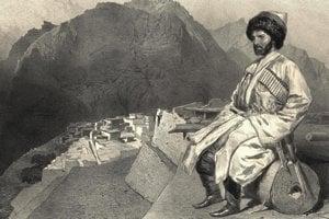 Hadži Murat bol reálnou postavou a Tolstého pre novelu inšpiroval húževnatý bodliak na poli.