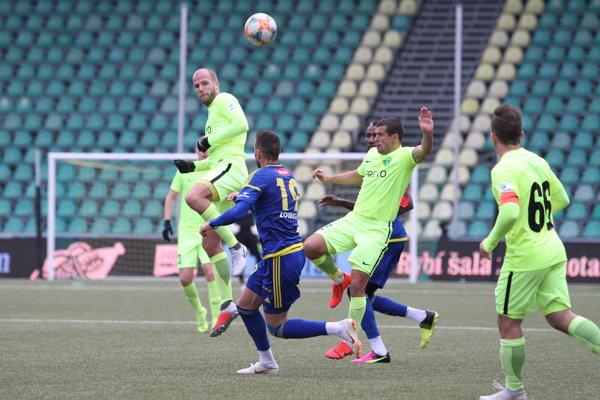 Žilinčania strelili Jihlave dva góly.