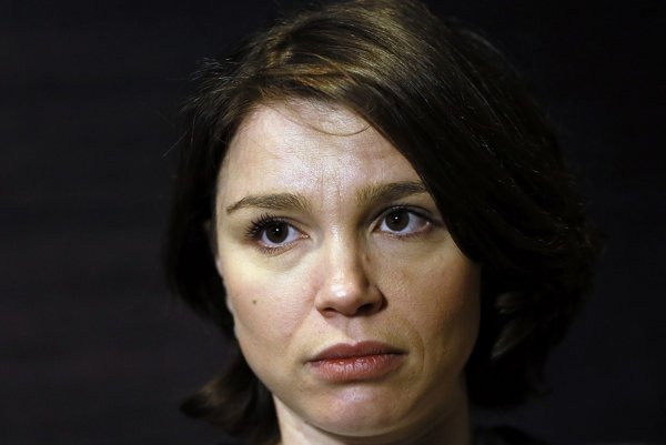 Žanna Nemcovová.