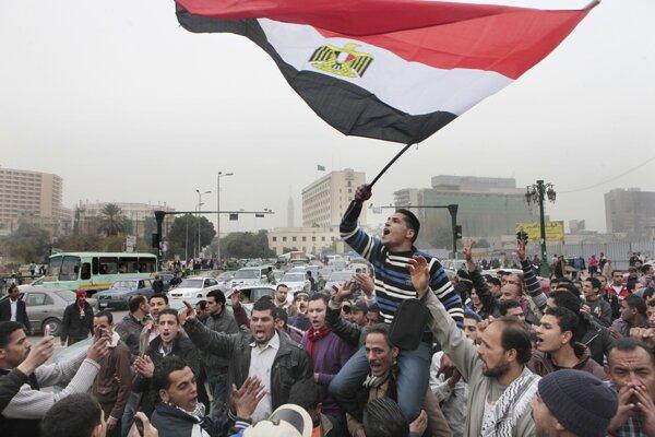 Poslanec vraj svojím konaním urazil Egypt. (Ilustračné foto)